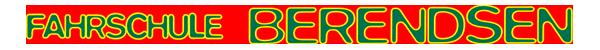 Logo der Fahrschule Berendesen